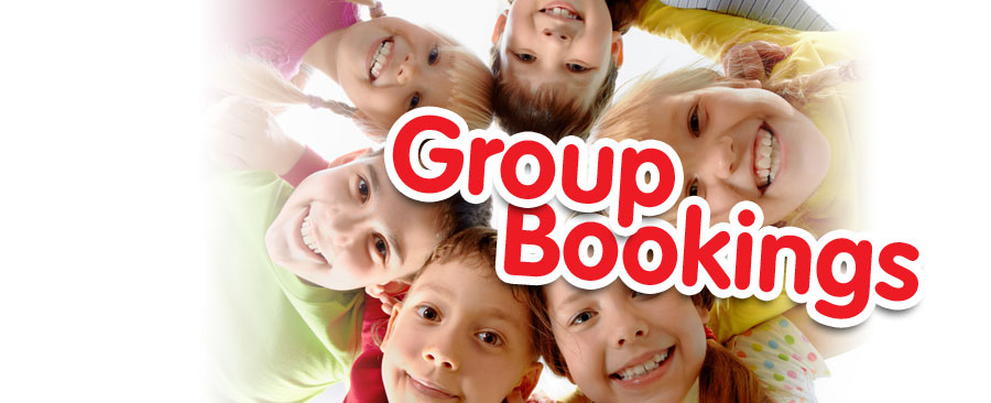 Soft Play Group Bookings