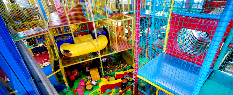 Supervised Soft Play Area